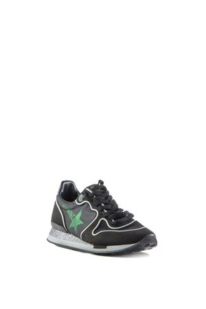 RUNNING LEATHER & NYLON SNEAKERS fw 2015/2016 GOLDEN GOOSE DELUXE BRAND | 55 | G27D1231L1