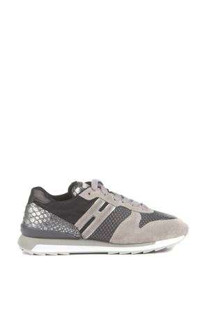 SNEAKERS R261 IN CAMOSCIO E TELA AI 2015/2016 HOGAN REBEL | 55 | HXW2610Q9019QK0R01