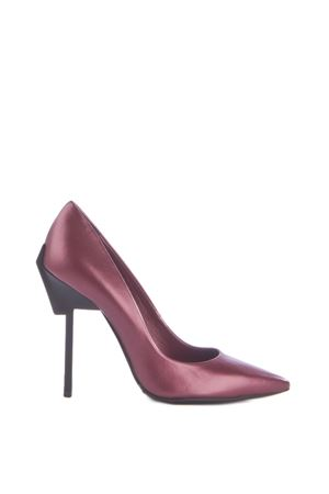 NAPPA LEATHER PUMPS FW 2015/2016 MARC ELLIS | 68 | 2505NAPPASANGRIA
