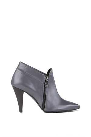 LEATHER ANKLE BOOTS FW 2015/2016 MARC ELLIS | 52 | 2527NAPPACALAMITE