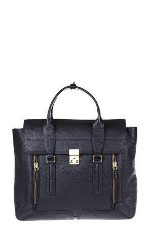 BORSA PASHLI MEDIA IN PELLE AI 2016 3.1 PHILLIP LIM | 2 | AC00-0221PASHLIBLK