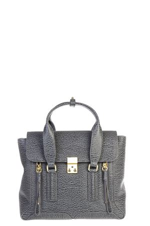 MEDIUM PASHLI LEATHER BAG FW 2016 3.1 PHILLIP LIM | 2 | AF16-0179PASHLI MEDIUM ASH-CHARCOAL