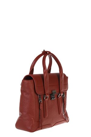 BORSA PASHLI MEDIA IN PELLE ai 2016 3.1 PHILLIP LIM | 2 | AF16-0179PASHLI MEDIUM BRICK