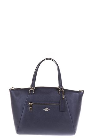 LEATHER BAG FW 2016 COACH | 2 | 34340UNILI/NAVY