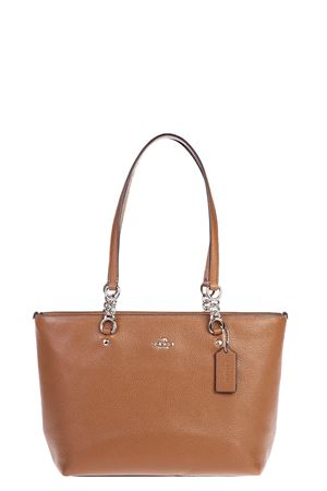 BORSA SOPHIA SMALL IN PELLE AI 2016 COACH | 2 | 36604UNISADDLE