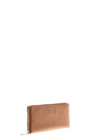 LEATHER WALLET FW 2016 COACH | 34 | 52372UNISADDLE