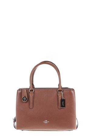 BORSA IN PELLE AI 2016 COACH | 2 | 56839UNISV/SADDLE