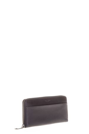 CONTINENTAL LEATHER WALLET FW 2016 COACH | 34 | 74899UNIBLACK