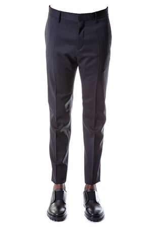 PANTALONI IN LANA VERGINE SLIM FIT AI 2016 DSQUARED2 | 8 | S71KA0941S42916900