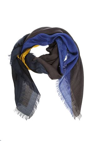 BAG BUGS SILK & WOOL SCARF FW 2016 FENDI | 20 | FXS2966X7F0748