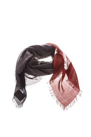 FOULARD BAG BUGS IN SETA E LANA ai 2016 FENDI | 20 | FXS2966X7F0QH0