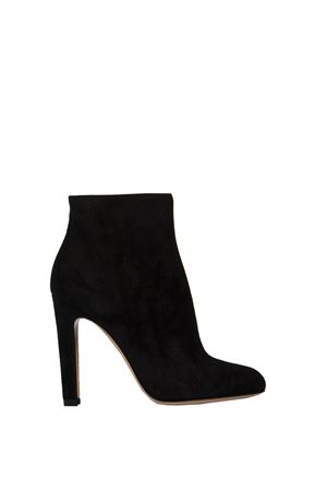 SUEDE ANKLE BOOTS FW 2016 GIANVITO ROSSI | 52 | G0585115RICNERO