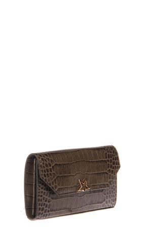 VEDETTE EMBOSSED LEATHER CLUTCH FW 2016 GOLDEN GOOSE DELUXE BRAND | 2 | G29WA8631B5