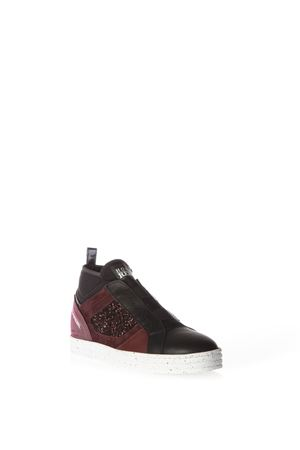 SUEDE & LEATHER SNEAKERS FW 2016 HOGAN REBEL | 55 | HXW1820V990ELJ3560