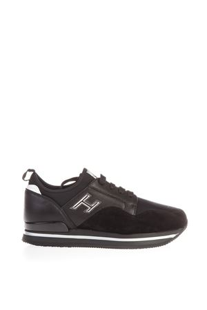 SUEDE & LEATHER SNEAKERS FW 2016 HOGAN | 55 | HXW2220V620E0T357R