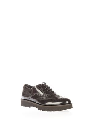 ROUTE H259 LEATHER LACE-UP SHOES FW 2016 HOGAN | 208 | HXW2590R3211QAB999