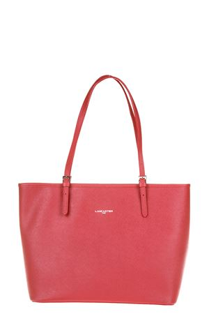 ADELE SAFFIANO LEATHER TOTE FW 2016 LANCASTER | 2 | 421-44-ROUGE1003