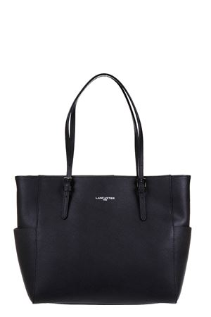LARGE ADELE SAFFIANO LEATHER TOTE FW 2016 LANCASTER | 2 | 421-56-NOIR1004