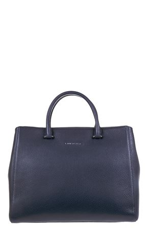 SAFFIANO LEATHER BRIEFCASE FW 2016 LANCASTER | 2 | 573-35-BLEU-FONCE1006