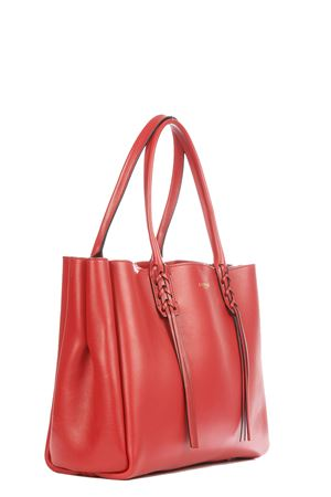 NELA SMALL LEATHER SHOPPER FW 2016 LANVIN | 2 | LW-BGESS2NELAA1530