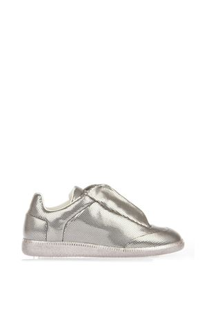 FUTURE METALLIC LEATHER SNEAKERS FW 2016 2017 MAISON MARGIELA | 55 | S58WS0045SX9899854