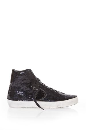 SEQUINS COVERED & SUEDE SNEAKERS FW 2016 PHILIPPE MODEL | 55 | CLHDCLASSIC H D LP44