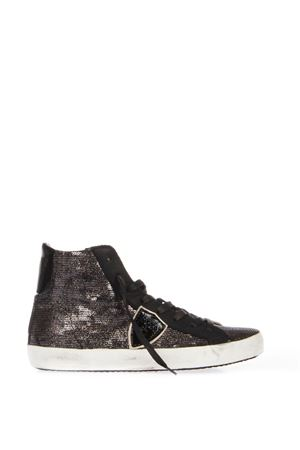 SEQUINS COVERED & SUEDE SNEAKERS FW 2016 PHILIPPE MODEL | 55 | CLHDCLASSIC H D LP45