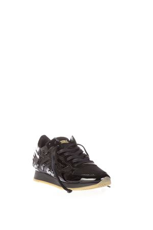 TROPEZ NYLON & PATENT LEATHER SNEAKERS FW 2016 PHILIPPE MODEL | 55 | TRLDTROPEZ L D INLAYSIN04