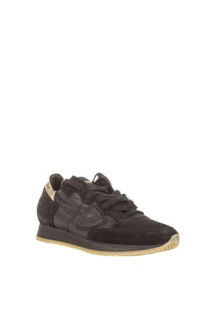 TROPEZ SUEDE & FABRIC SNEAKERS FW 2016 PHILIPPE MODEL | 55 | TRLDTROPEZ L D WORLDWL29