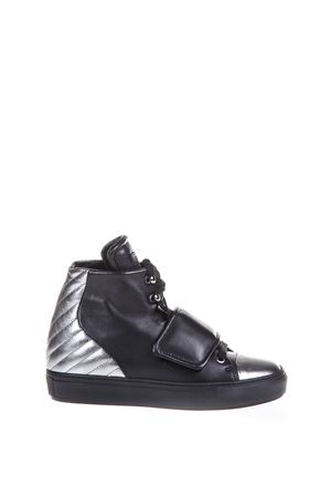 HIGH LEATHER SNEAKERS FW 16 PINKO | 55 | 1H208BY2KY/Z99GIRASOLENERO