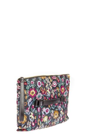 CLUTCH IN NYLON STAMPA FLOREALE ai 2016 2017 RED VALENTINO | 2 | LQ2B0650NFVUNIF83