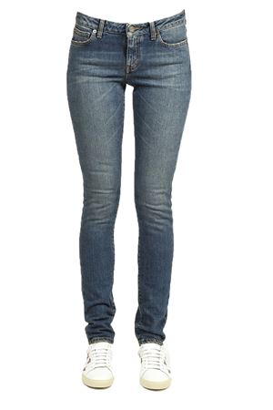 JEANS IN DENIM DI COTONE AI 2016 SAINT LAURENT | 4 | 390351YYK094004