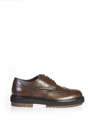 STRINGATE IN PELLE BROGUE AI 2016 TOD
