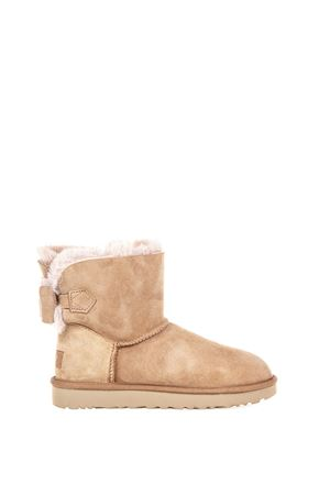 NAVEAH SHEARLING BOOTS FW 2016 UGG AUSTRALIA | 52 | 1012808NAVEAHCHESTNUT