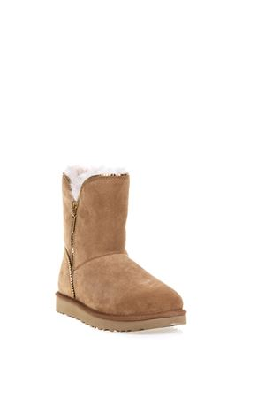 STIVALI FLORENCE IN SHEARLING  AI 2016 UGG AUSTRALIA | 52 | 1013165FLORENCECHESTNUT