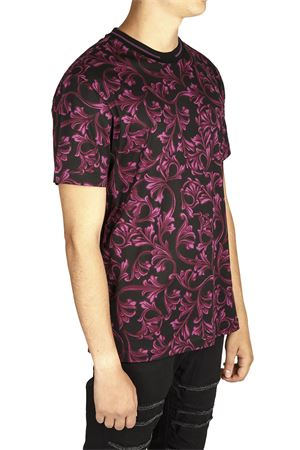 T-SHIRT IN COTONE STAMPA BAROCCO AI 2016 VERSACE | 15 | A74819A219474A73T