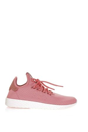 TENNIS PW PRIMEKNIT SNEAKERS FW 2017 ADIDAS = PHARRELL WILLIAMS | 55 | BY8715PW TENNISTACTILLE ROSE