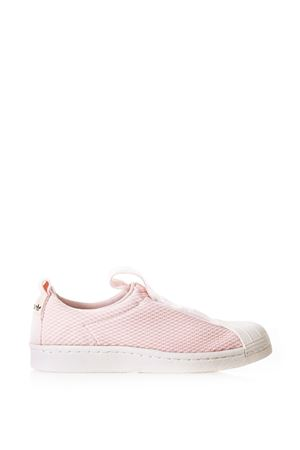 SUPERSTAR  BW SLIP-ON SNEAKERS fw 2017 ADIDAS ORIGINALS | 55 | BY9138SUPERSTAR BW35ICEY PINK