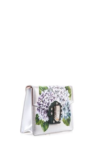 LUCIA HORTENSIA PRINT LEATHER SHOULDER BAG FW 2017 DOLCE & GABBANA | 2 | BB6310AI387HIC61