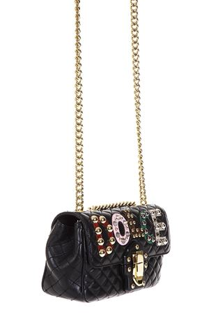 QUILTED LEATHER LUCIA SHOULDER BAG WITH PATCH FW17 DOLCE & GABBANA | 2 | BB6344AI64780999