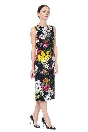 MLUTICOLOURED FLORAL PRINT DRESS FW 2017 DOLCE & GABBANA | 32 | F65Z6TFSATGHNE37