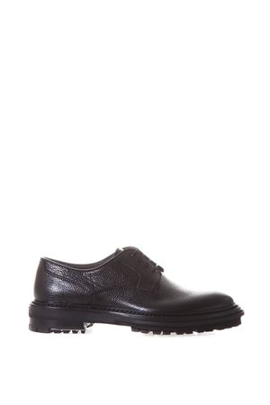 GRAINED LEATHER DERBY SHOES FW 2017 LANVIN | 208 | FM-SHERDETANG-A1710