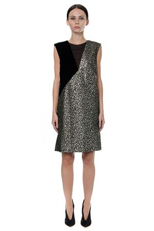 GOLDEN LEOPARD DRESS FW 2017 LANVIN | 32 | RW-DR224T3650-A1710