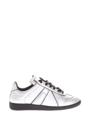SNEAKERS REPLICA LOW-TOP IN PELLEai 2017 MAISON MARGIELA | 55 | S39WS0008S48431905