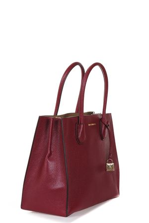 MERCER LARGE LEATHER TOTE FW 2017 MICHAEL MICHAEL KORS | 2 | 30F6GM9T3LLG CONV TOTE666