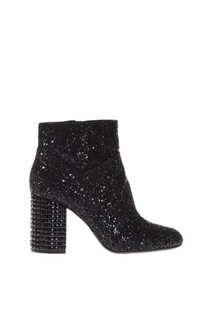 ARABELLA EMBELLISHED GLITTERED LEATHER ANKLE BOOTS FW 2017 MICHAEL MICHAEL KORS | 52 | 40F7ARME5DARABELLA ANKLE001