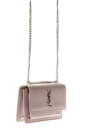 BORSA SUNSET MONOGRAMME IN PELLE AI 2017 SAINT LAURENT | 2 | 452157D422N6815