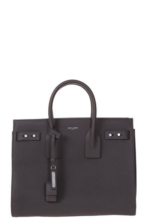 SOUPLE SAC DE JOUR LEATHER BAG FW 2017 SAINT LAURENT | 2 | 464960DTI0E2034