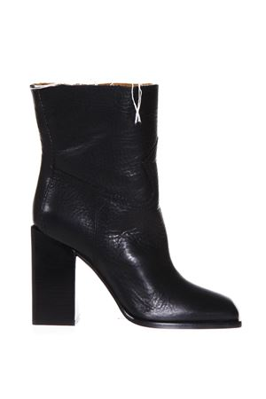 STIVALETTI JODIE 105 WESTERN IN PELLE AI17 SAINT LAURENT | 52 | 4880370AS001000