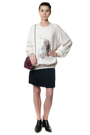 CREPE EMBROIDERED JUMPER FW 2017 STELLA McCARTNEY | 19 | 478458SCA069201